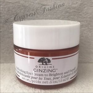 ☄️ 2/$40 Origins Ginzing Refreshing Eye Cream 🧡